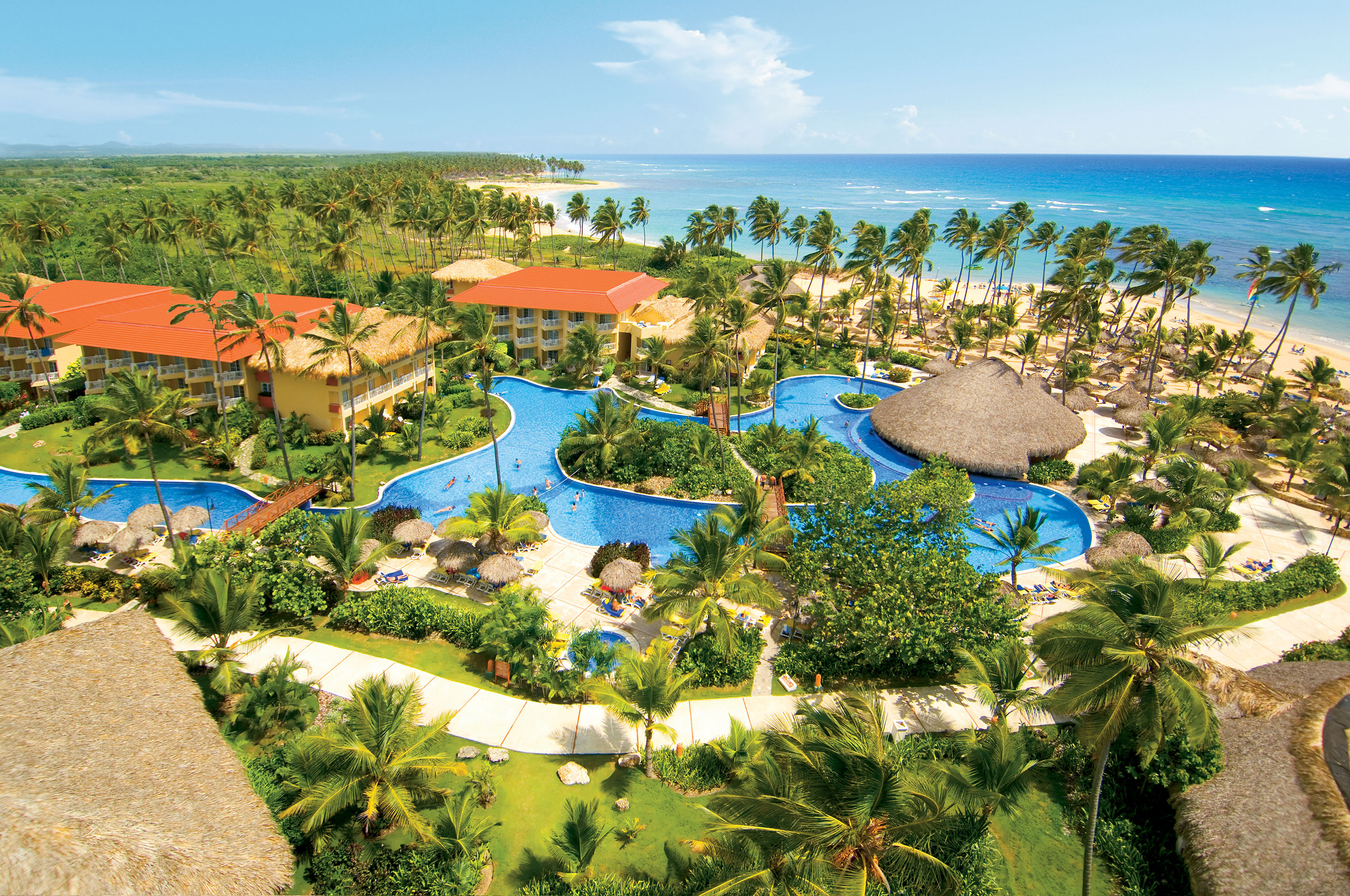 Dreams Punta Cana - Aerial View