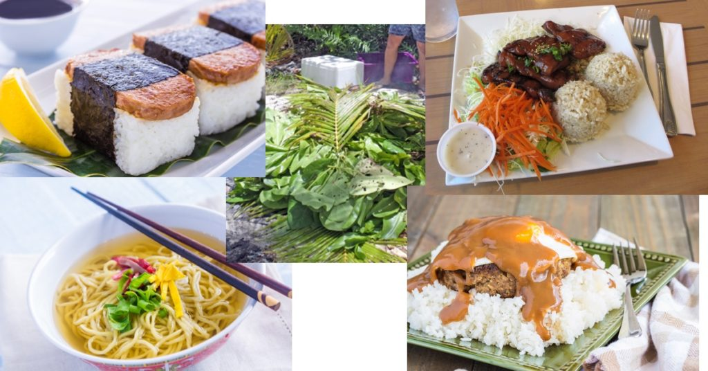 Hawaii Local Food Favorites