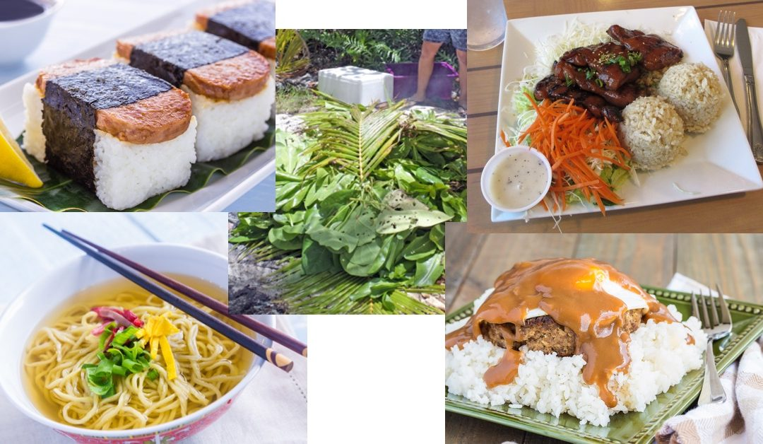 Five Hawaii Local Food Favorites