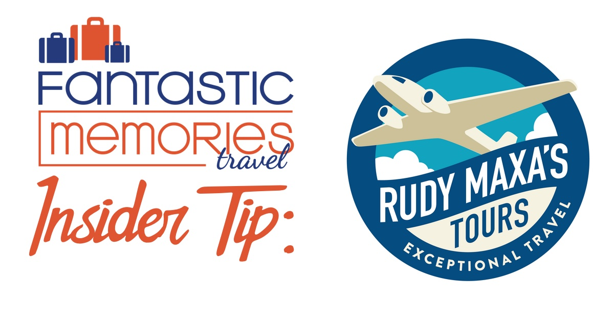 FMT Insider Tip - Rudy Maxa's Tours