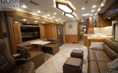 Luxury Recreational Vehicle Travel